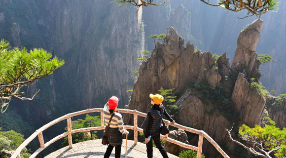 3-day Huangshan Private Tour