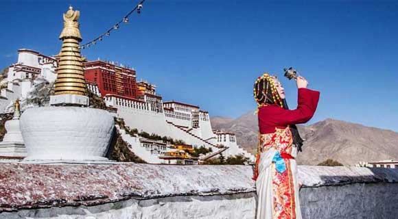 4-day Lhasa Private Tour