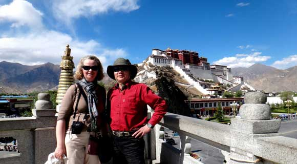 6-day Tibet Private Tour