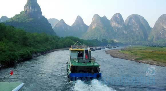 13-day China Winter Cruise Tour