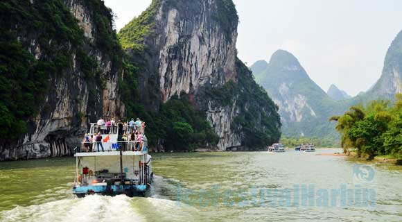 7-day Enchanting Guilin Yangshuo Longsheng Sanjiang Tour