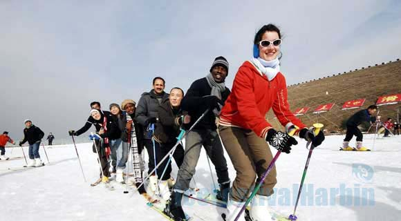5-day Beijing Ski Tour for Muslim