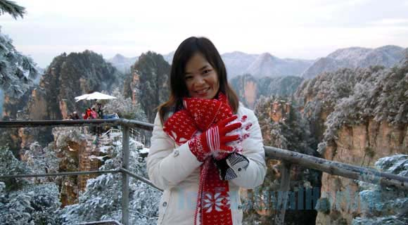 6-day Romantic Winter in Zhangjiajie