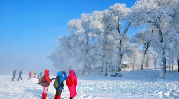 6-day Winter Northeast China Tour