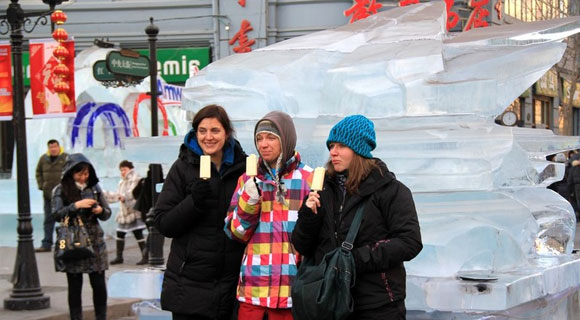 4-day Top Harbin Ice Lantern Tour
