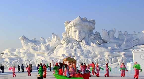 7-day Beijing and Harbin Winter Tour