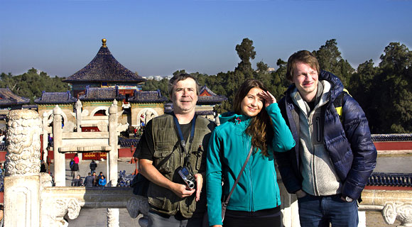 6-day Beijing Family Tour